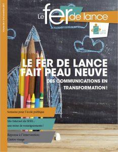 Page couverture FER de Lance